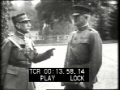 Thumbnail of WW I Military Officers