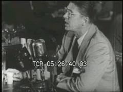 Thumbnail of Reagan's HUAC Testimony
