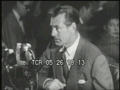 Thumbnail of Gary Cooper Testifies