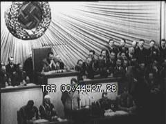 Thumbnail of Hitler Rebukes FDR