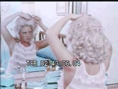 Thumbnail of Voyeur Watches Woman In Bedroom
