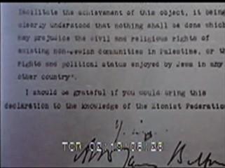 Thumbnail of Balfour Declaration