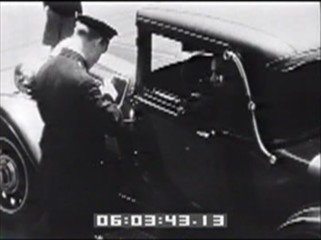 Thumbnail of Cop Writes Out a Ticket