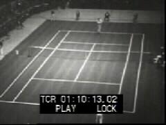 Thumbnail of Vintage Indoor Tennis Court