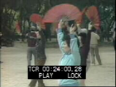 Thumbnail of Dancing With Fans